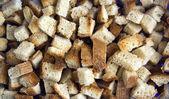 Bread crumbs — Stock Photo