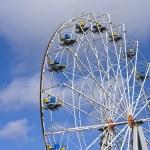 Fun in the sky — Stock Photo #9160332