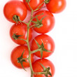 Royalty-Free Stock Photo: Tomatoes isolated
