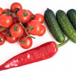 Different vegetables — Stock Photo #9594166