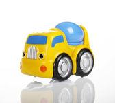 Toy mixer truck — Stock Photo