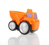 Toy truck — Stock Photo