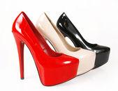 Sexy heels — Stock Photo