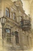 Старейшее здание Европы — Стоковое фото