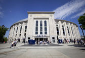 Outdoor View of Yankee Stadium — Stock Photo