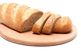 Sliced ​​bread — Stock Photo