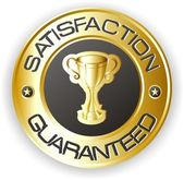Satisfaction gold — Stock Photo