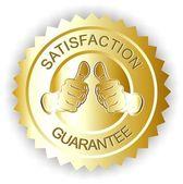 Satisfaction — Stock Vector