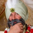Stock Photo: Turban