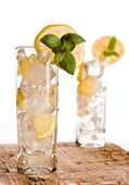 Fresh drinks — Stock Photo