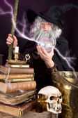 Lightning magic — Stock Photo