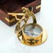 Compass and box — Stock Photo #10403738