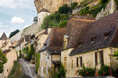 Beynac village in France — Stock Photo