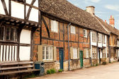 Lacock cottages — Stock Photo
