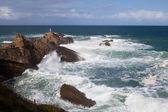 Biarritz frankreich — Stockfoto
