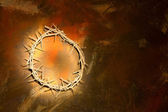 Jesus crown — Stock Photo