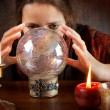 Royalty-Free Stock Photo: Fortune teller