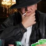 Casino guy — Stock Photo #8737324