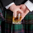 Stock Photo: Scotch whiskey