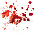 Blood stains — Stock Photo #8864542