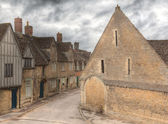 Lacock village — Stock Photo