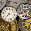 Stock Photo: Antique watches