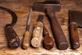 Outils anciens — Photo