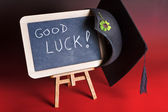 Good luck board — Stock Photo