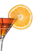 Orange party — Stock Photo