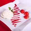 Strawberry dessert — Stock Photo #9721278