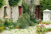 Garden in Provence — Stock Photo