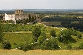 Chateau Gaillard — Stock Photo