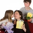 Mother's day — Stock Photo #9861670