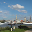 Royalty-Free Stock Photo: Sail in Antwerp