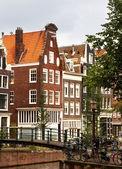 アムステルダム橋 — ストック写真