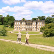 Foto Stock: Calke Abbey