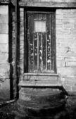 過去への玄関口 — ストック写真