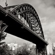 Tyne Bridge — Stock Photo
