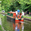 Canal Boat — Stock Photo #9132792