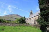 Beddgelert Church — Stock Photo
