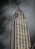 The Chrysler Building — Stock Photo