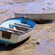 Two Rowboats — Stock Photo