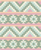 Seamless pattern in navajo style 2 — Stock Vector