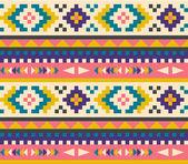 Transparente motif aztèque — Vecteur