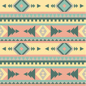 Seamless tribal pattern #2 — Stock Vector