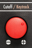 Red Knob — Stock Photo