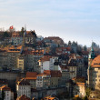 Stock Photo: Old Town of Fribourg