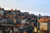Old Town of Fribourg — Stock Photo