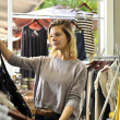 Boutique shopper — Stock Photo #9135896