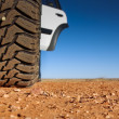 Stock Photo: Outback adventure